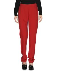 MM6 by Maison Martin Margiela - Casual Pants - Lyst