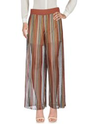 Jucca - Casual Trouser - Lyst