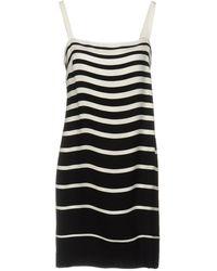 Ralph Lauren - Short Dress - Lyst
