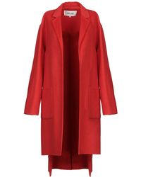 Diane von Furstenberg - Coat - Lyst