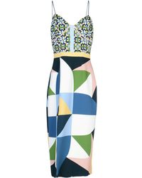Parden's - Long Dress - Lyst