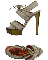 Charlotte Olympia - Sandals - Lyst