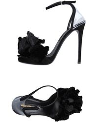 Ermanno Scervino - Sandals - Lyst
