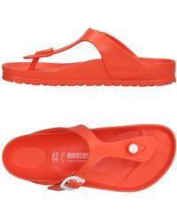 Birkenstock - Toe Strap Sandal - Lyst