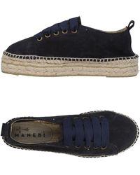 Manebí - Low Sneakers & Tennisschuhe - Lyst