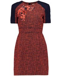 Matthew Williamson - Short Dress - Lyst