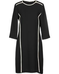 Toupy - Short Dress - Lyst