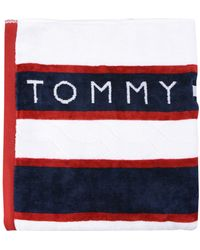 Tommy Hilfiger - Serviette de plage - Lyst