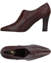Max Mara - Lace-up Shoe - Lyst