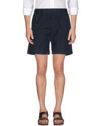 Gentry Portofino - Bermuda Shorts - Lyst