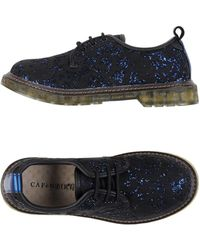 CafeNoir - Zapatos de cordones - Lyst