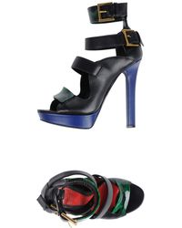 Alexander McQueen - Sandals - Lyst