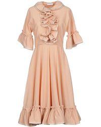 JW Anderson - Knee-length Dress - Lyst