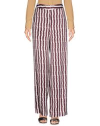 Ivories - Casual Trouser - Lyst