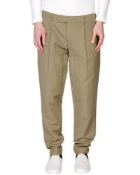 Maison Lvchino - Casual Pants - Lyst