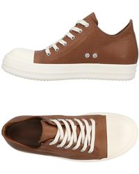 DRKSHDW by Rick Owens - Low-tops & Trainers - Lyst
