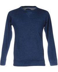 Blue Blue Japan - Sweatshirt - Lyst