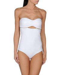Gentry Portofino - One-piece Swimsuits - Lyst