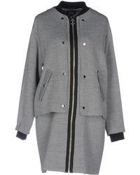 TOPSHOP - Overcoats - Lyst