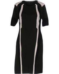 Belstaff - Short Dress - Lyst