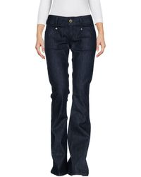 Dondup Quodlibet - Denim Trousers - Lyst