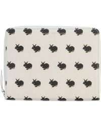 Marc By Marc Jacobs - Coated Canvas Pet 13 Zip Case Manitee Grey Multi - Lyst