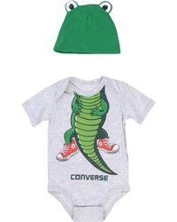 Converse - Bodysuit - Lyst