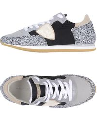 Philippe Model - Panelled Low-top Trainers - Lyst