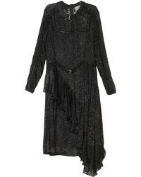 Preen By Thornton Bregazzi - Knee-length Dress - Lyst