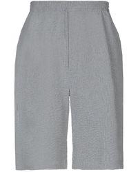 Kris Van Assche - 3/4-length Trousers - Lyst
