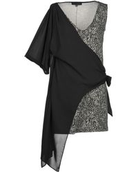 Frankie Morello - Short Dresses - Lyst