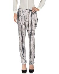 Hotel Particulier - Casual Trouser - Lyst