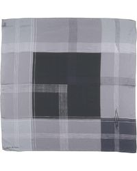 Halston - Square Scarves - Lyst