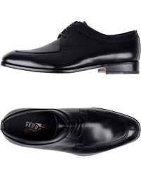 Ferragamo - Lace-up Shoe - Lyst