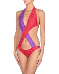 VOI SOLA - One-piece Swimsuit - Lyst