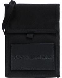 Calvin Klein - Bolso con bandolera - Lyst