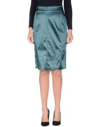Maria Grazia Severi | Knee Length Skirt | Lyst