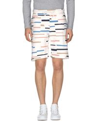 Wesc - Bermuda Shorts - Lyst
