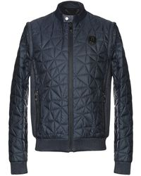 Frankie Morello - Synthetic Down Jacket - Lyst