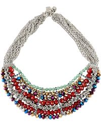 Otazu - Necklace - Lyst