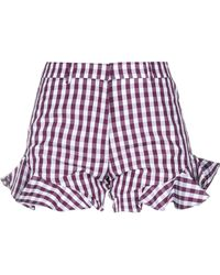 House of Holland Shorts - Purple