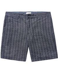 Club Monaco - Bermuda Shorts - Lyst