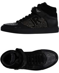 John Richmond - High-tops & Sneakers - Lyst