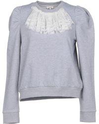 Manoush - Sweatshirt - Lyst