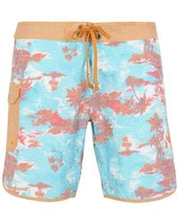 Reef - Beach Shorts And Trousers - Lyst