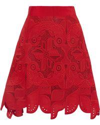 Antonio Berardi - Knee Length Skirt - Lyst