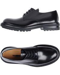 5804b19c8a150 Lyst - Alexander Mcqueen Zip Strap Shoe in Black for Men