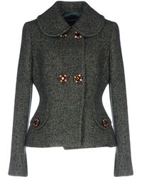 Dolce & Gabbana | Coat | Lyst