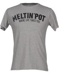 Meltin' Pot - T-shirt - Lyst