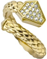 Just Cavalli - Ring - Lyst
